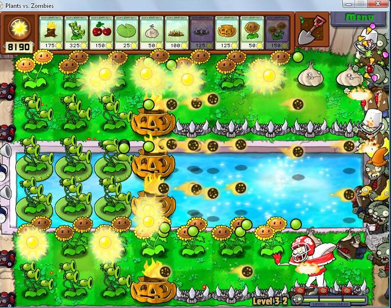 Usman Cheat Plants Vs Zombies Pc