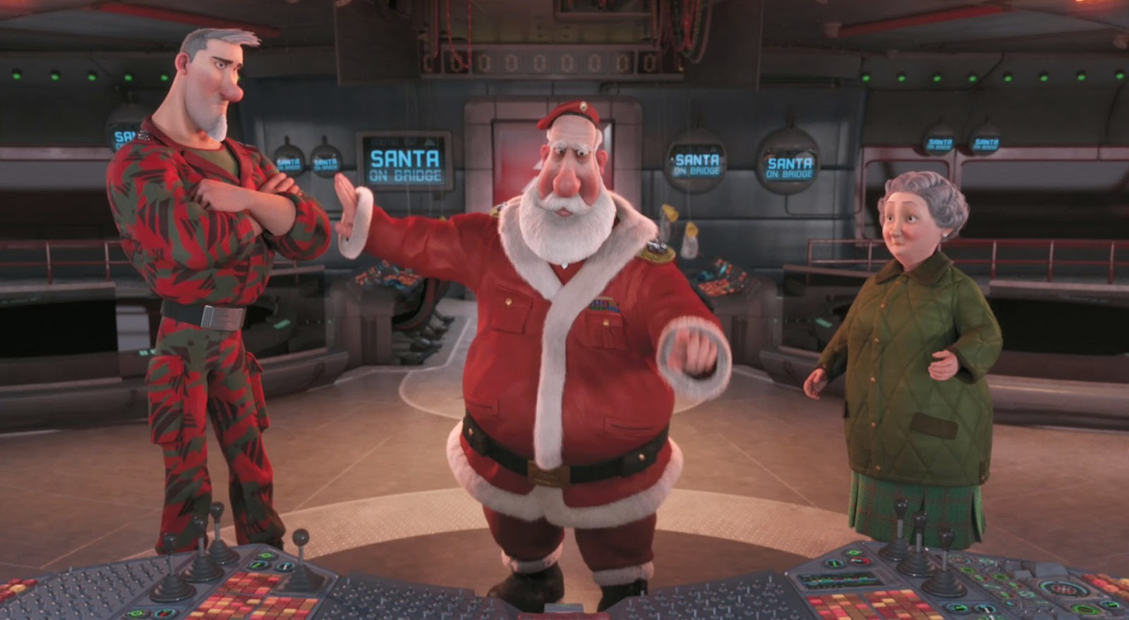Mrs Santa Is The Most Underrated Character In Arthur Christmas 12 Days Of Blogmas Saffron Watson
