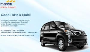 Gadai BPKB Mobil Cepat's Group