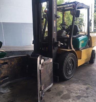sửa chữa xe nâng tại Bình Phước