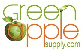 Green Apple Supply Logo
