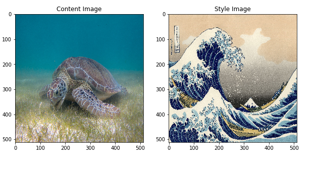 Neural Style Transfer: Creating Art with Deep Learning using tf.keras and eager execution