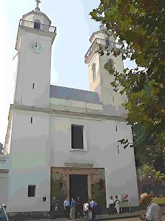 Igreja de Colonia Del Scramento