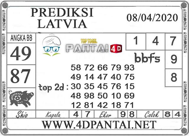 PREDIKSI TOGEL LATVIA PANTAI4D 08 APRIL 2020