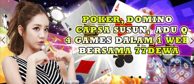 Situs Judi Poker Line Dan Domino Line Indonesia Terpercaya