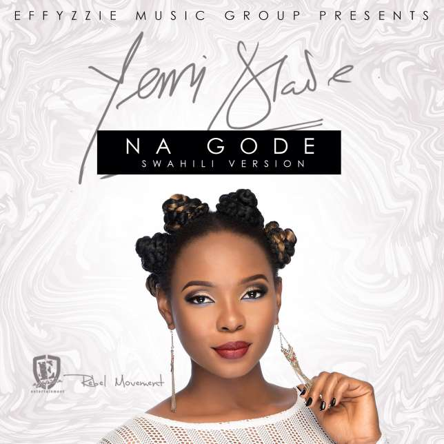 Yemi Alade - 'Na gode' (Swahili version)