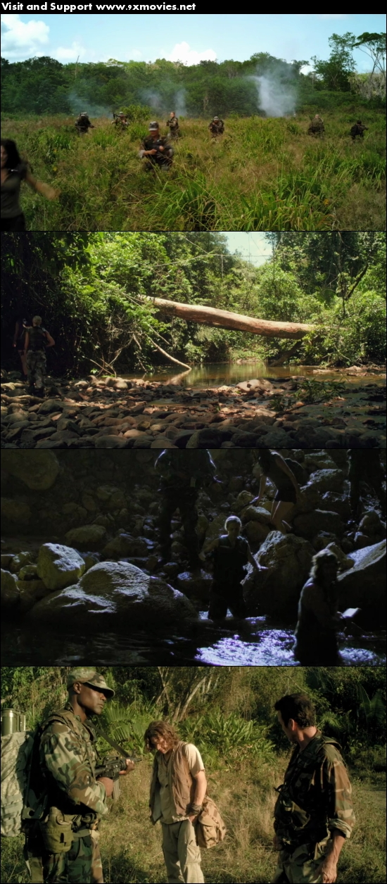 Jurassic Attack 2013 Dual Audio Hindi 480p BluRay