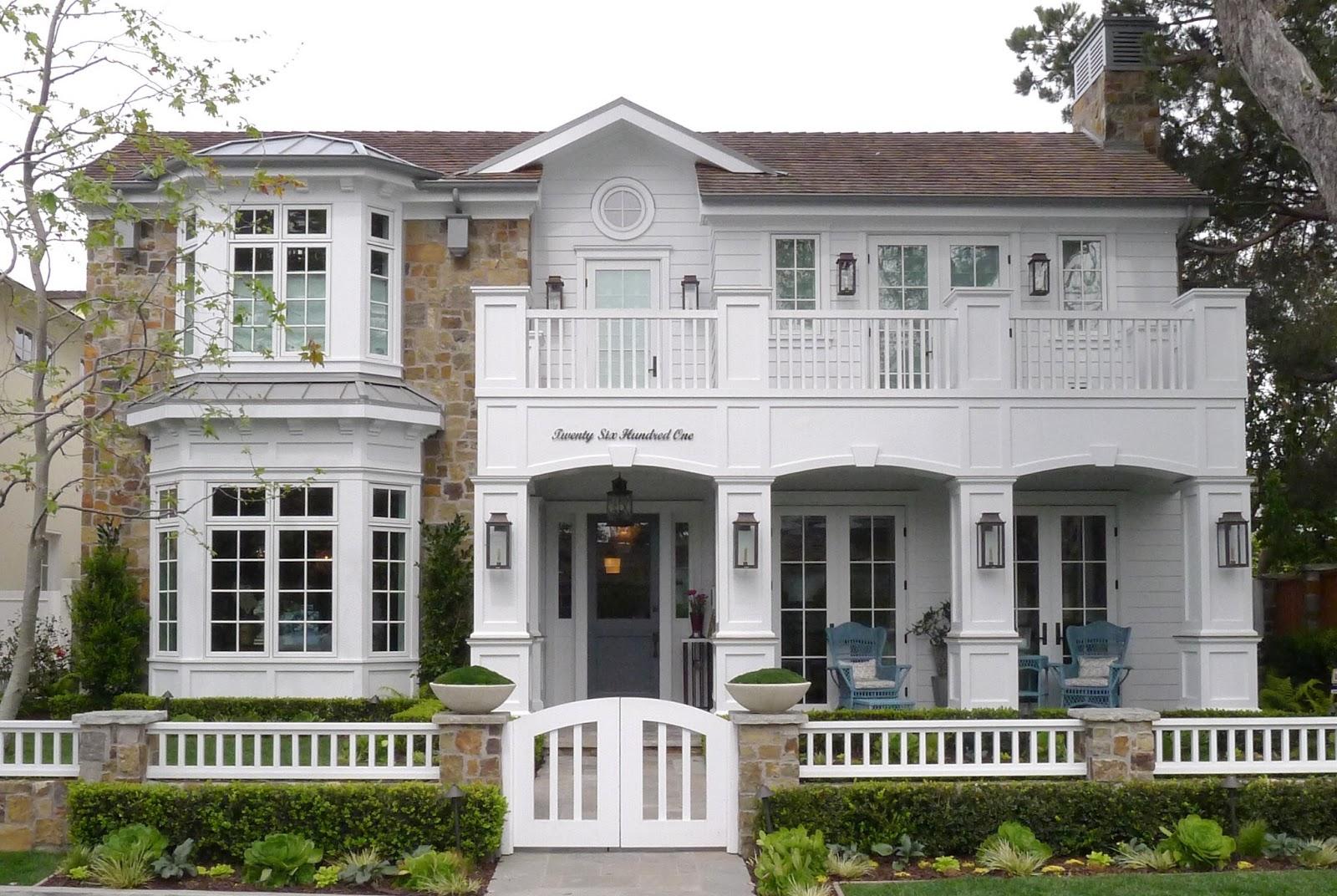 Sophisticated Beach House Decor: Ciao! Newport Beach: A Sophisticated Beach House