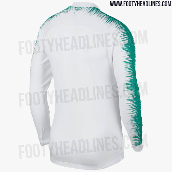 5a3932e00 Update  Nike Portugal 2018 World Cup Away Anthem Jacket Leaked ...