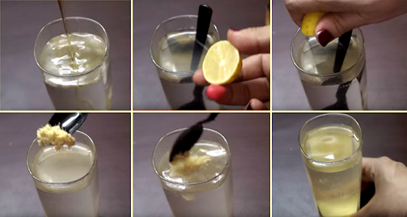 Minum Ini Setiap Pagi, Lemak Langsung Hilang 3kg Hanya Dalam 5 Kali Minum, Begini Cara Buatnya!