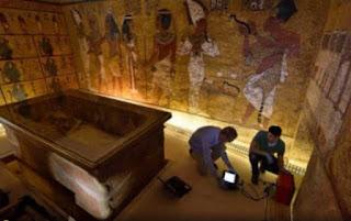 Mengejutkan!!! 3000 Tahun Tidak Dibuka, 2 Kamar Firaun Ini Ternyata Isinya…