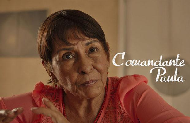 Entrevista a la Comandante Paula del ELN de Colombia