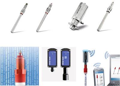 oxygen sensors, CO2 sensors , ozone sensors