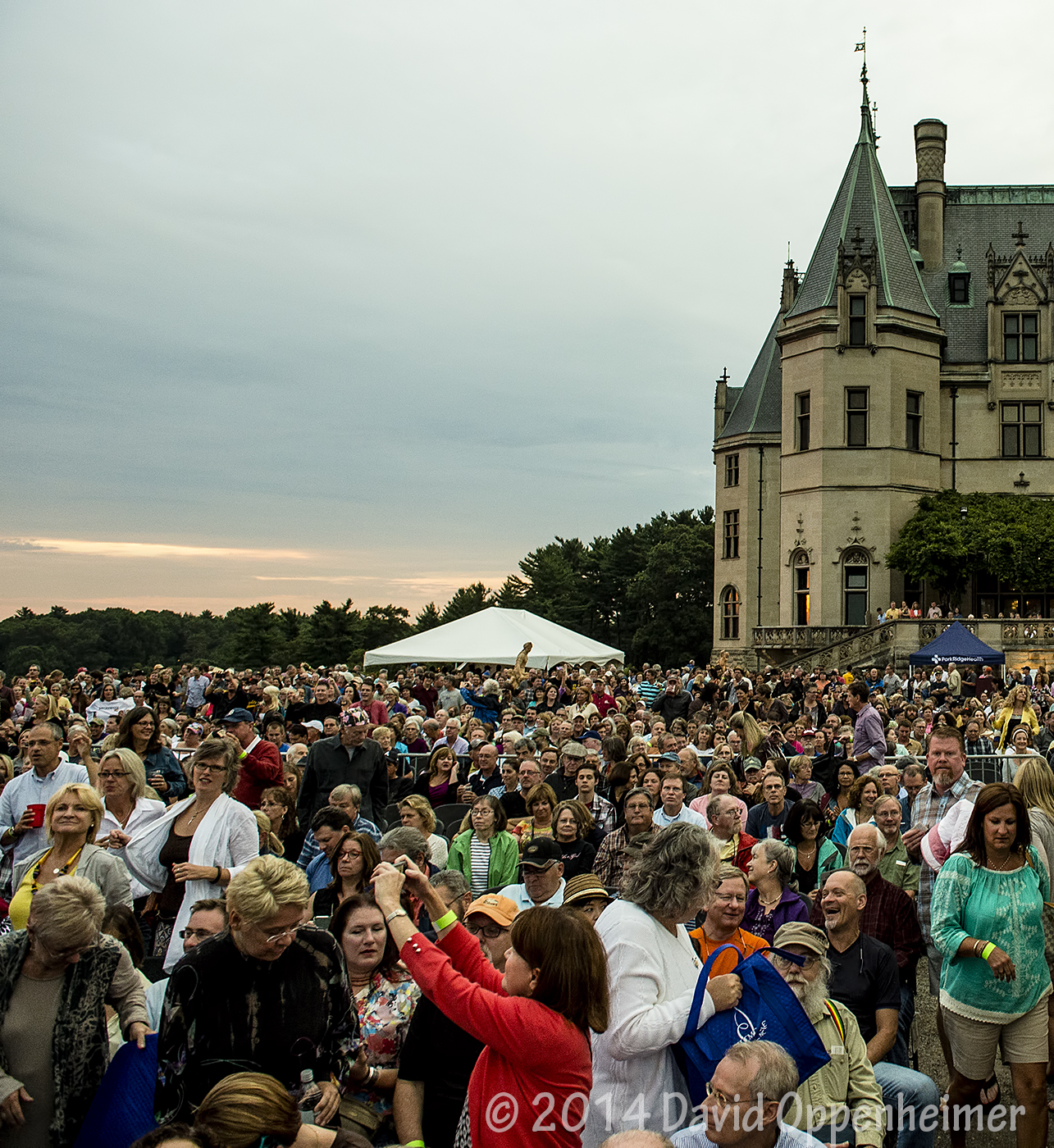 Biltmore Concert Series at Biltmore Estate