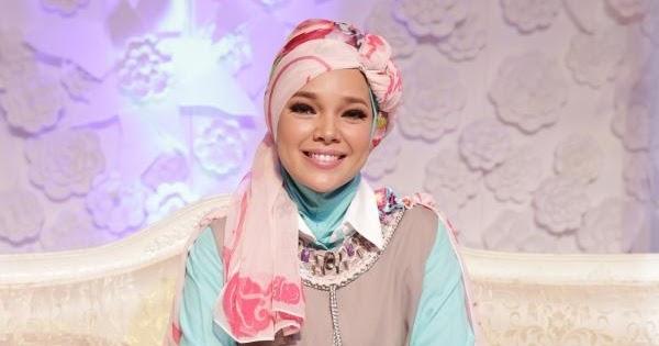 Contoh Kreasi Hijab Lebaran Terbaru 2017 Ala Selebritis