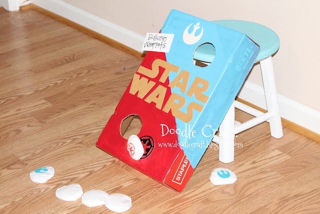 http://www.doodlecraft.blogspot.com/2012/12/star-wars-bean-bag-toss.html