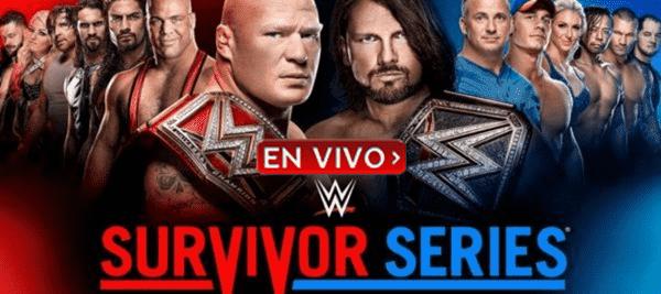 La lucha mas destaca del evento Survivor series sera sin duda la de los campeones de Raw se enfrentarán ante los campeones de SmackDown.