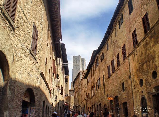 San Gimignano y sus rascacielos medievales