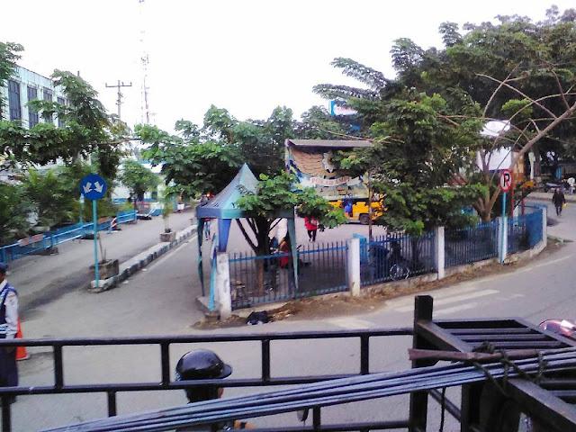 Terminal National Pajak Bengkok Simpang Aksara - Pancing