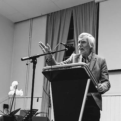 söndag 30 december 2018 kl 18, Yngve Stenfelt: Appell i väckelsemötet