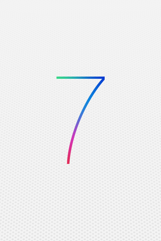 iOS 7 wallpaper for iPhone 4S1
