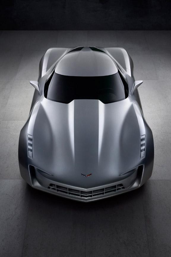 Corvette stingray concept cars