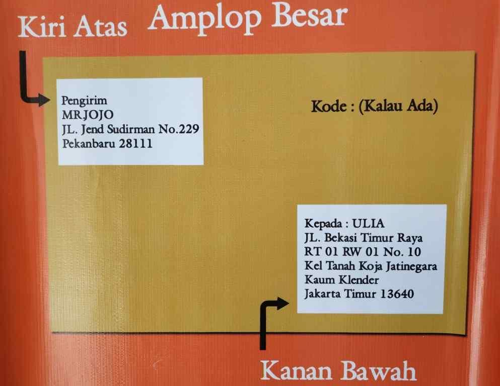 contoh penulisan alamat surat yang benar pos indonesia%2B%25281%2529