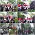 FOTO, TNI-POLRI DAN JAKSA  PAKAI MILISI MASA BAYARAN DI SIDANG KE III KETUA KNPB TIMIKA