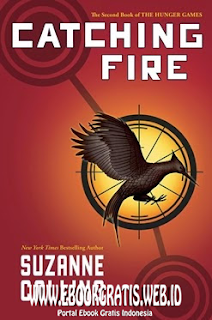 Ebook Novel Suzanne Collins -2- Catching Fire