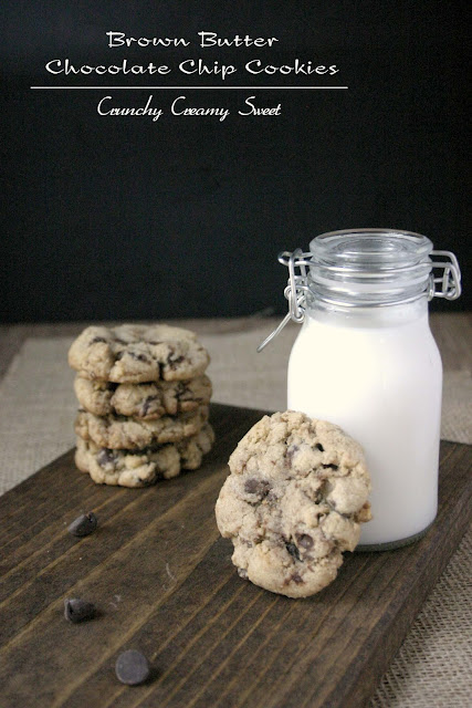 brown+butter+ccc1a CCC Monday: Brown Butter Chocolate Chip Cookies