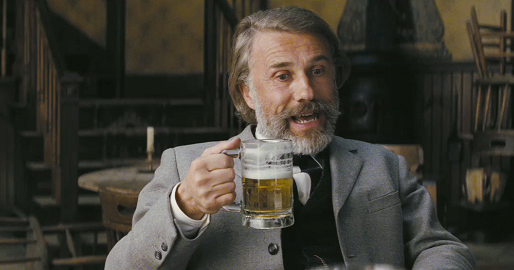 moviefilm: Best Supporting Actor 2012: Christoph Waltz ...