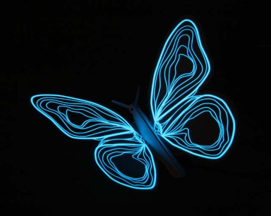 Lamp Vlinder Amazing Butterfly Images |free Images Fun