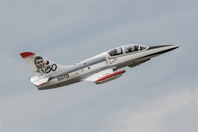 Caslav Open Day withdrawal L-39