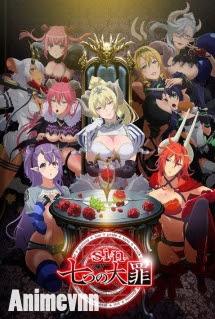 Sin: Nanatsu no Taizai - The 7 Deadly Sins 2017 Poster