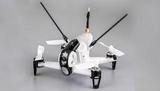 Spesifikasi Drone Walkera Rodeo 150 - OmahDrones
