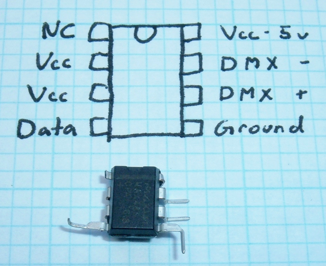 Syonyk\'s Project Blog: Building a Proclaim-compatible MIDI to DMX ...
