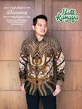 Baju Batik Dhanara Katun Halus Sragenan