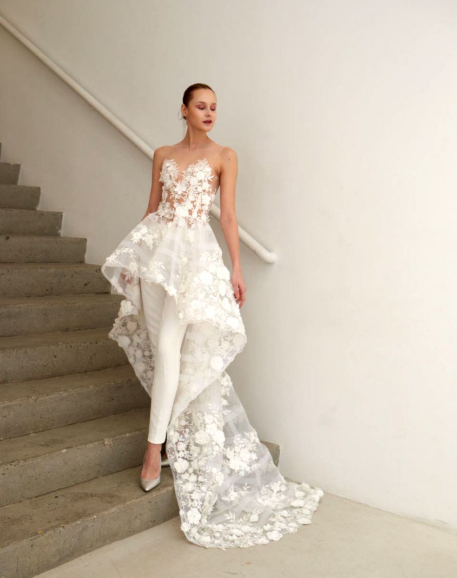 895b8b495f1 The 11 Best Wedding Looks for Spring 2019 Fashionista