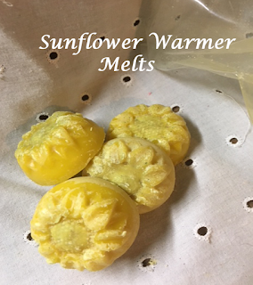 Sunflower Warmer Melts
