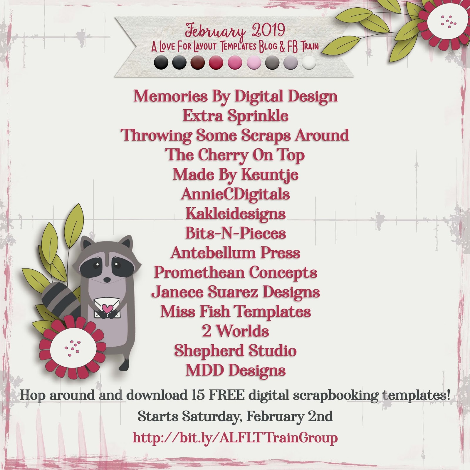 The Cherry On Top: Heartstrings Digital Scrapbooking Templates and