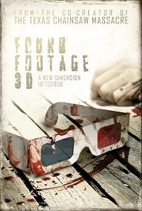 Poster Found Footage 3D