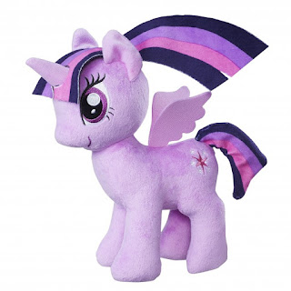 2016 Pony Plushies Official Hasbro mlp Twilight Sparkle