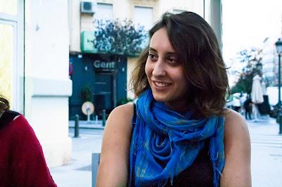 Candela Vera Valle actriz de La linterna roja