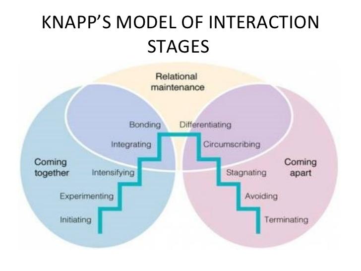 Knapps model
