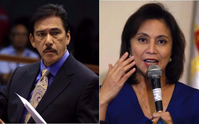 Sotto blasts Robredo's proposal to legalize illegal drugs: Mga user lang makakaisip nyan