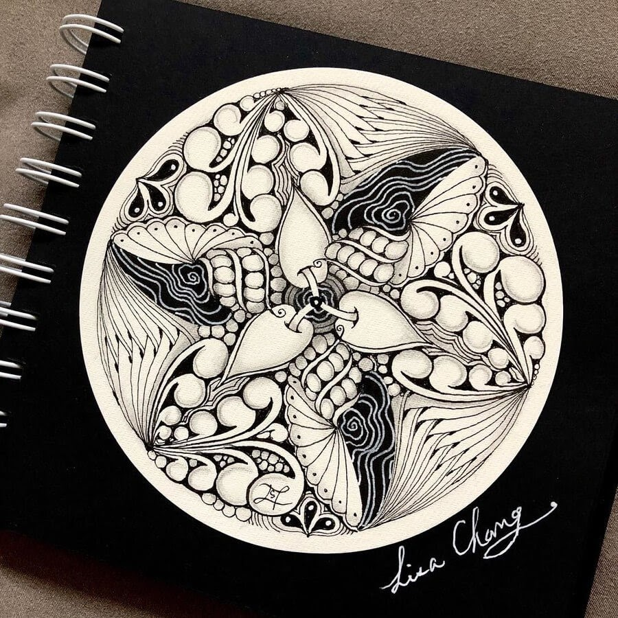 08-Lisa-Chang-Zentangle-Detailed-Pattern-Drawings-www-designstack-co