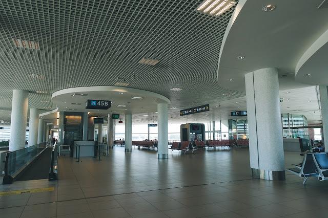 ウンベルト・デルガード空港(Aeroporto Humberto Delgado)