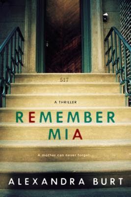 Remember Mia a Book Club discussion