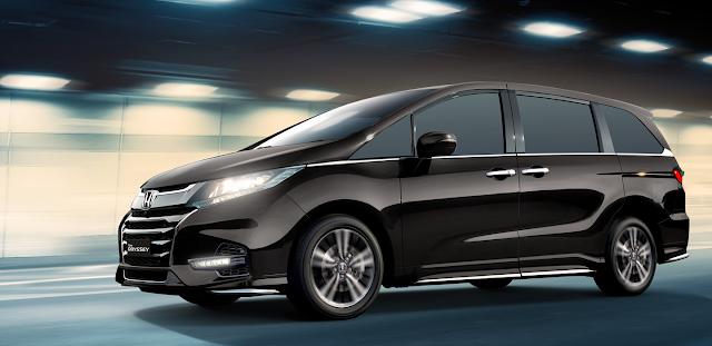 Spesifikasi Dan Harga Honda Odyssey Terbaru