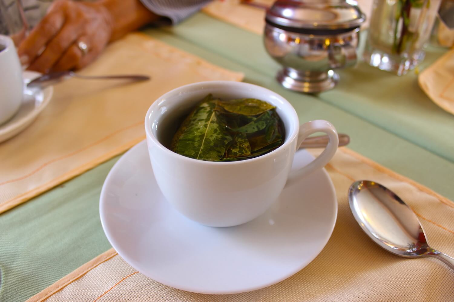 coca tea for altitude sickness